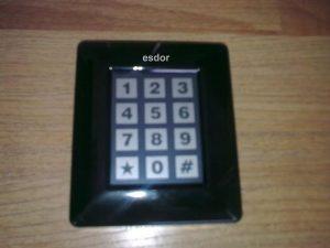 D-Kartlı şifre cihazı 2